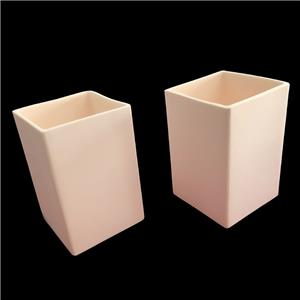 Industrieller Aluminiumoxid-Keramiktiegel