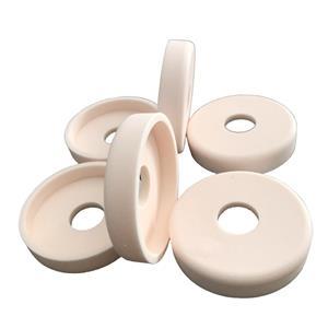 Industrielle Aluminiumoxid-Keramiktiegelabdeckung