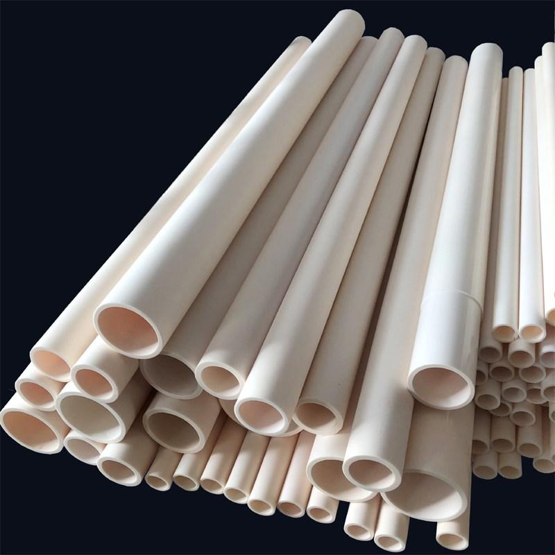 Extruded Alumina Ceramic Tube/Pipe Manufacturers, Extruded Alumina Ceramic Tube/Pipe Factory, Supply Extruded Alumina Ceramic Tube/Pipe