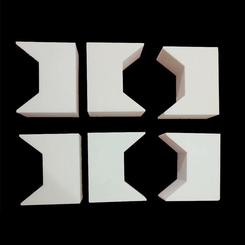 Präzisionsbohren von Aluminiumoxidkeramikteilen