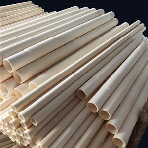 Tube d'alumine de haute pureté