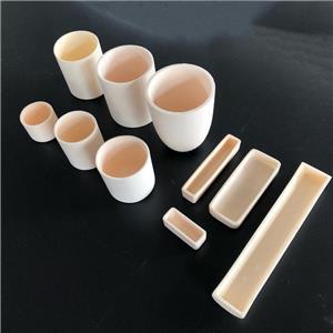 Keramiktiegel aus Al2O3 / Aluminiumoxid