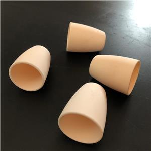 Creuset / récipients en céramique d'alumine