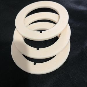 Aluminiumoxid-Keramikscheibe