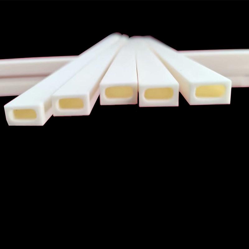 Tube en céramique d'alumine 1800C