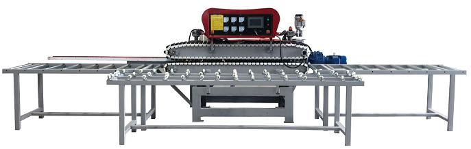 horizontal edging machine