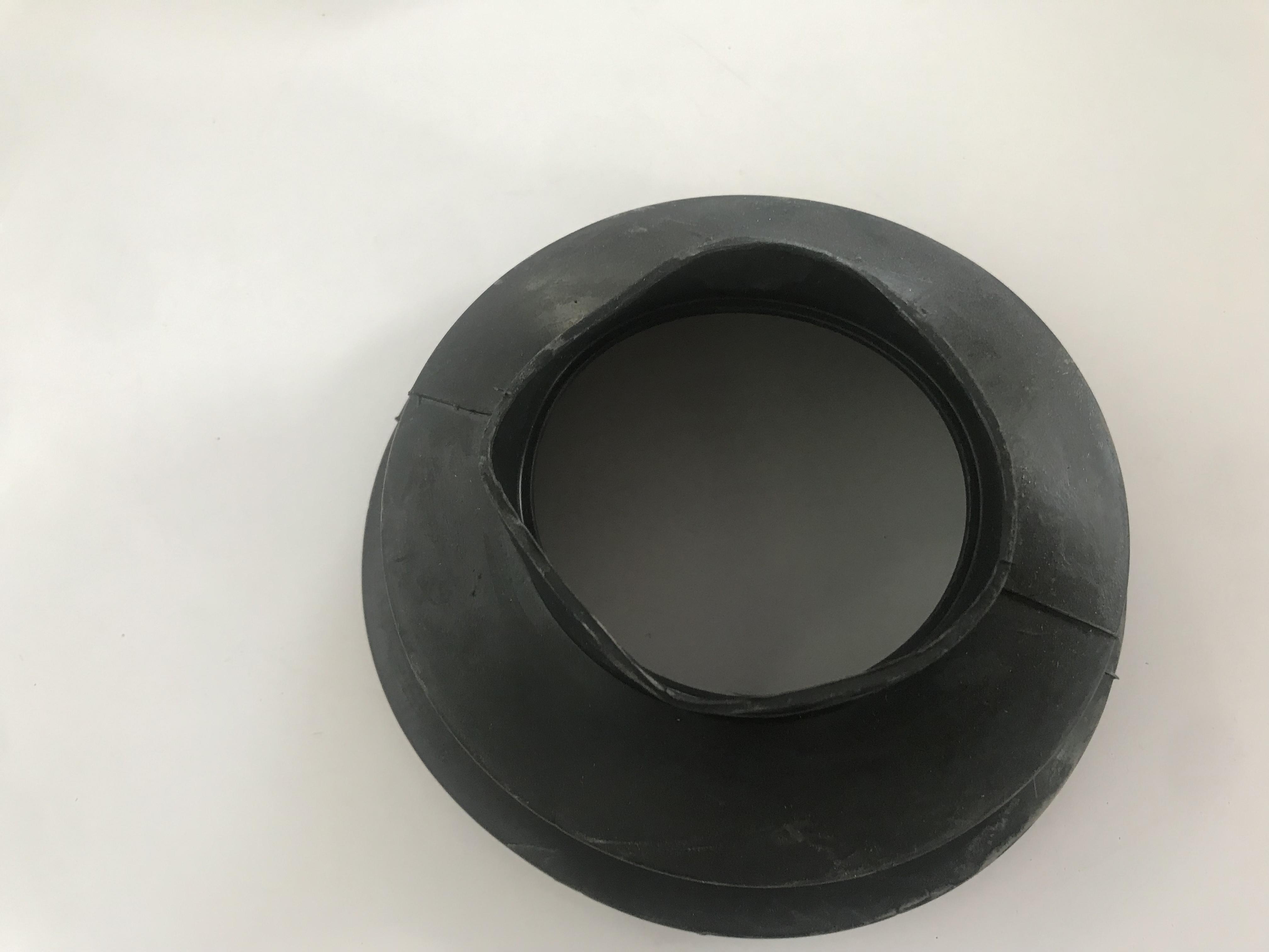155mm*65mm waterproof rubber grommet