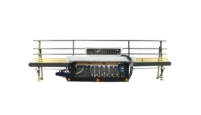 Smussatrice per bordi dritti multifunzione automatica Stone 11head