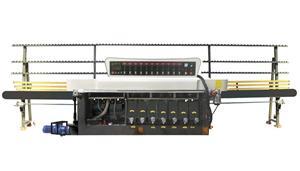 11heads Stone Multi-functional Straight Edge Chamfering Machine