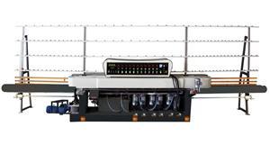 11heads स्टोन पूर्ण स्वचालित सीधे एज Chamfering मशीन