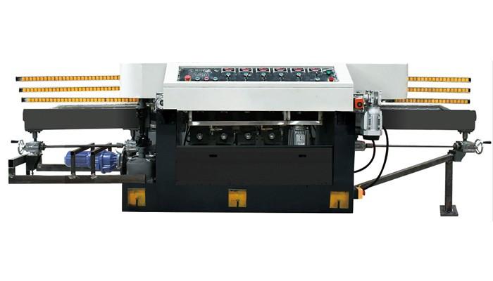 5 Heads Stone Full-automatic Vertical Chamfering Back Machine