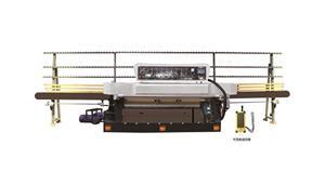 8head स्टोन पूर्ण स्वचालित सीएनसी दौर एज Grooving काटने पर वापस काटने की मशीन