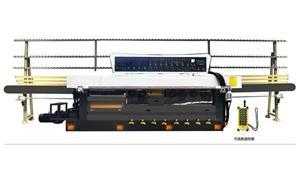 12head Stone Full-automatic CNC Round Edge Chamfering Back Machine