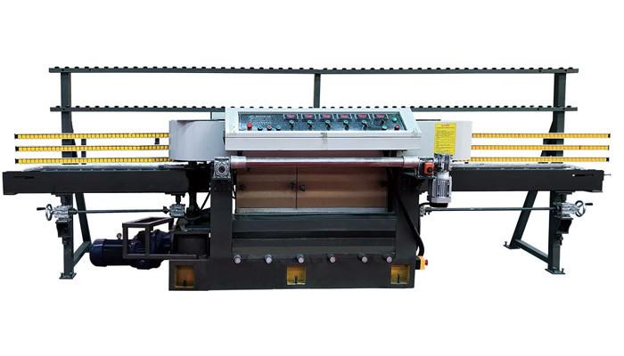5head Stone Full-automatic Round Edge Machine