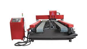 3head Double Station Table Cutting Polishing Machine