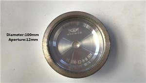 D.100 मिमी डायमाउंड मोल्डिंग व्हील