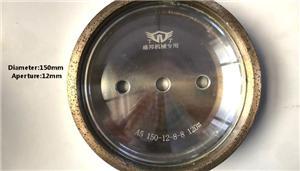 D.150 मिमी डायमाउंड मोल्डिंग व्हील