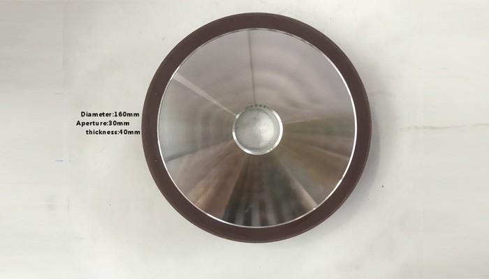 T.40mm Sresin Molding Wheel