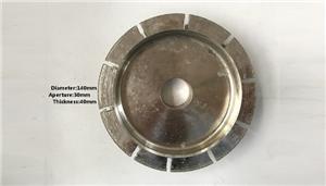 T.40mm चढ़ाना मोल्डिंग पहिया
