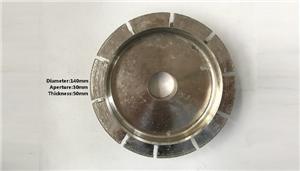 T.50mm चढ़ाना मोल्डिंग पहिया