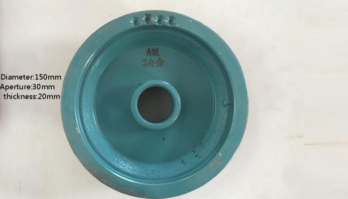 T.20mm Sintering Molding Wheel