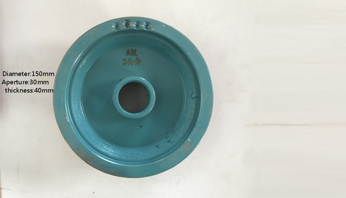 T.40mm Sintering Molding Wheel