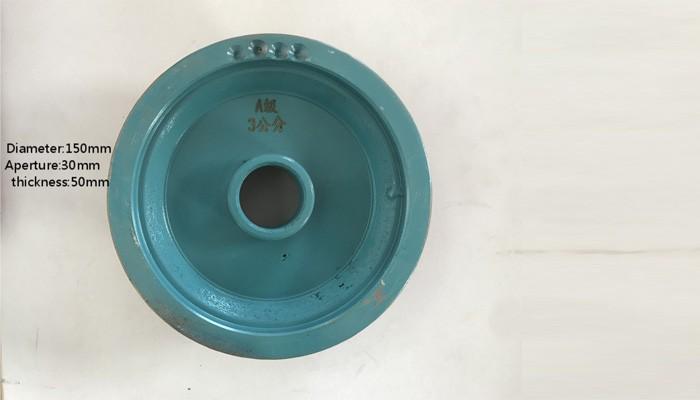T.50mm Sintering Molding Wheel