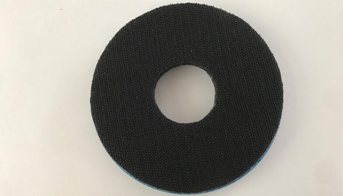 D.125mm Plastic Hard Snail Polishing Backer Pad