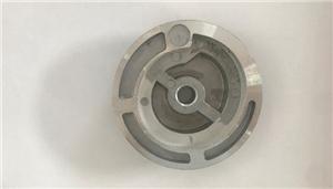 D.100mm Snial Lock Rigid Aluminum Polishing Backer Pad