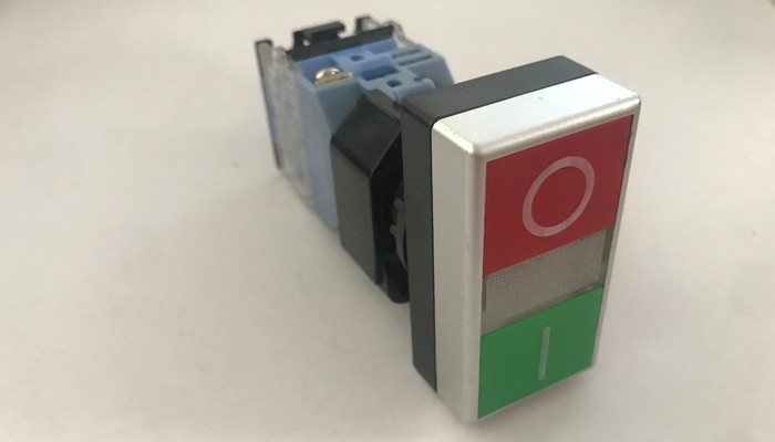 Double Flash Button Switch