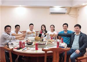 वियतनामी ग्राहक प्रतिनिधिमंडल ने सिबोर्न मशीनरी का दौरा किया