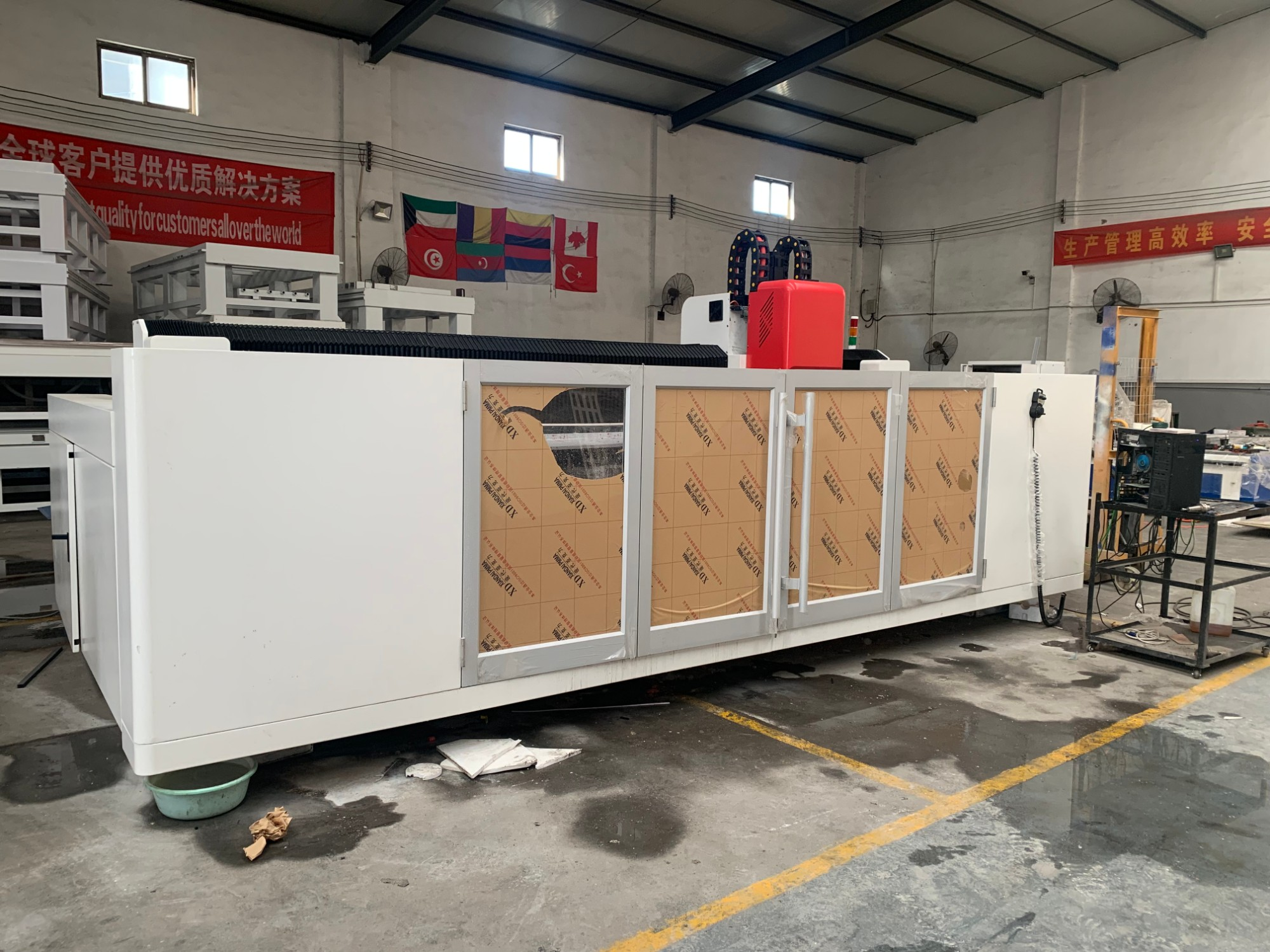 CNC  Machining Center for stone table