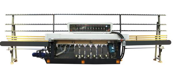 Smussatrice automatica per bordi diritti a 11 teste