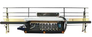 11heads Automatic straight line edge chamfering machine