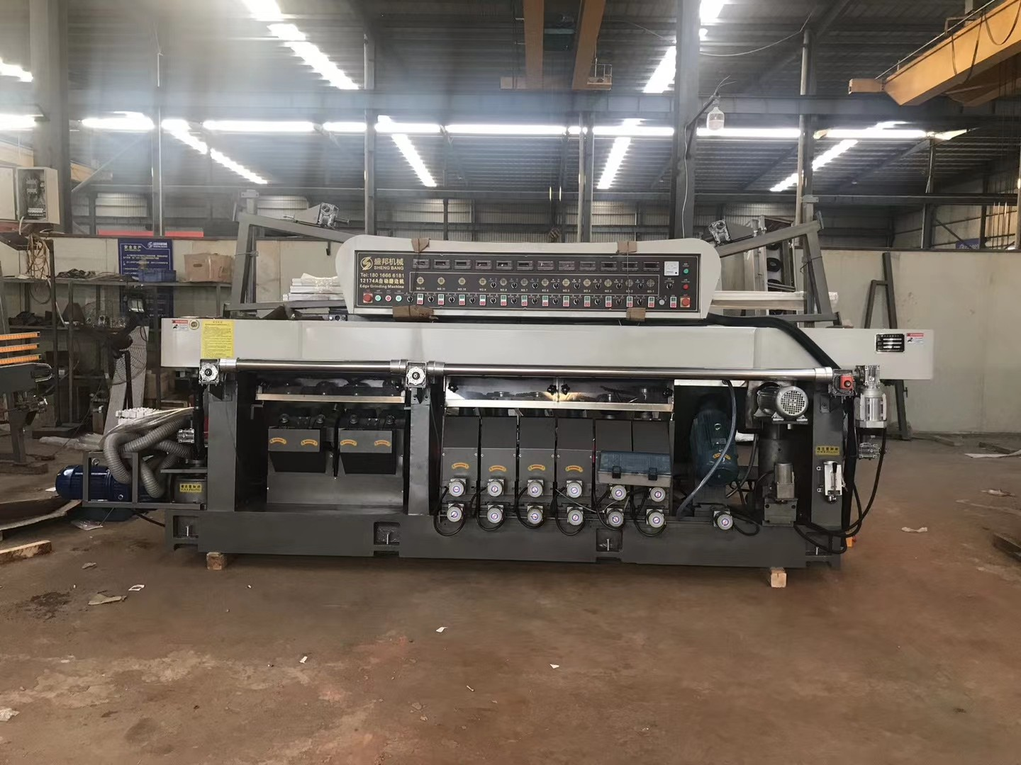 11heads Automatic straight line edge chamfering and thicknessing machine Manufacturers, 11heads Automatic straight line edge chamfering and thicknessing machine Factory, Supply 11heads Automatic straight line edge chamfering and thicknessing machine