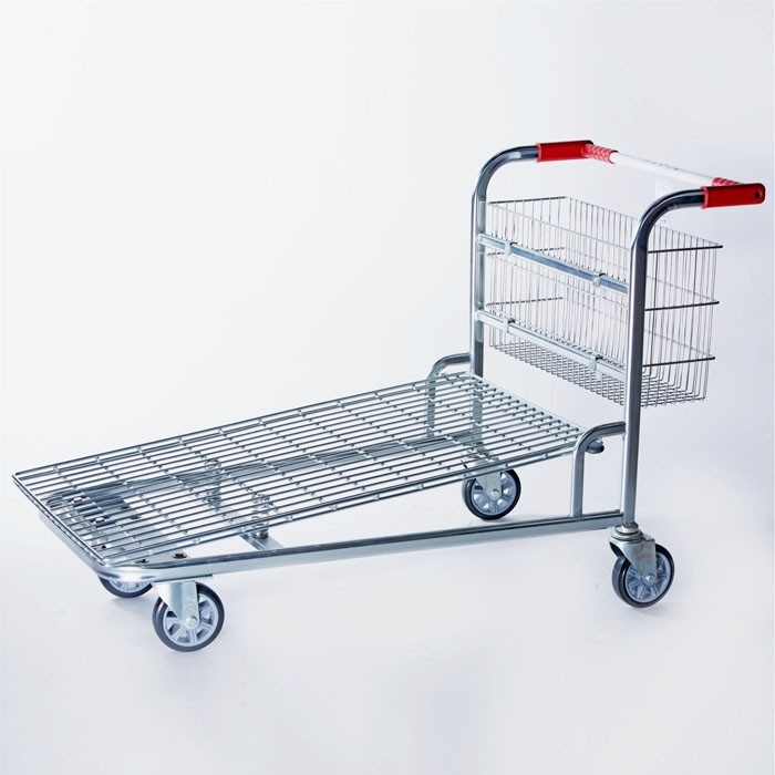 Large Capacity Shopping Trolley