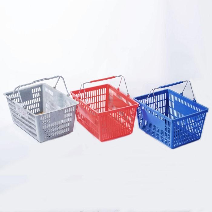 Plastic Shopping Baseket