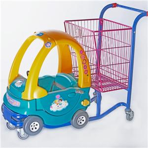 Children Functional Shopping Cart