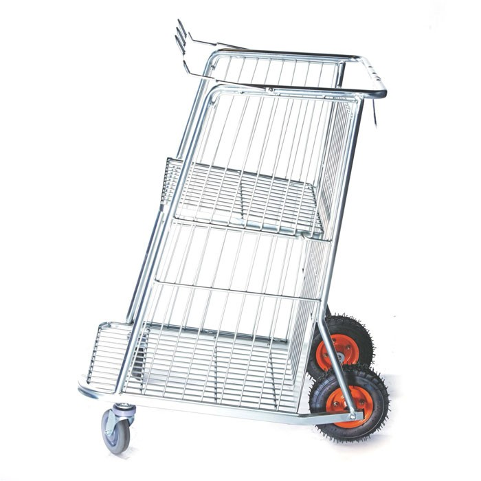 Fashionable Shopping Trolleys On Wheels
