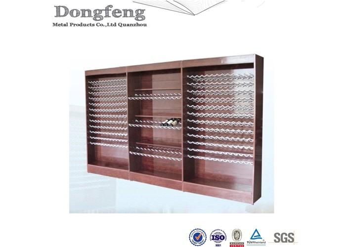 Metal Wine Rack Design