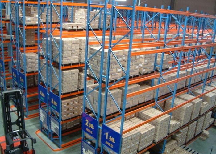 Industrial Storage Shelving Systems