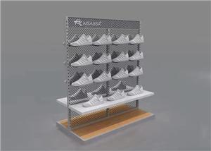Designing Shoe Store Display Shop