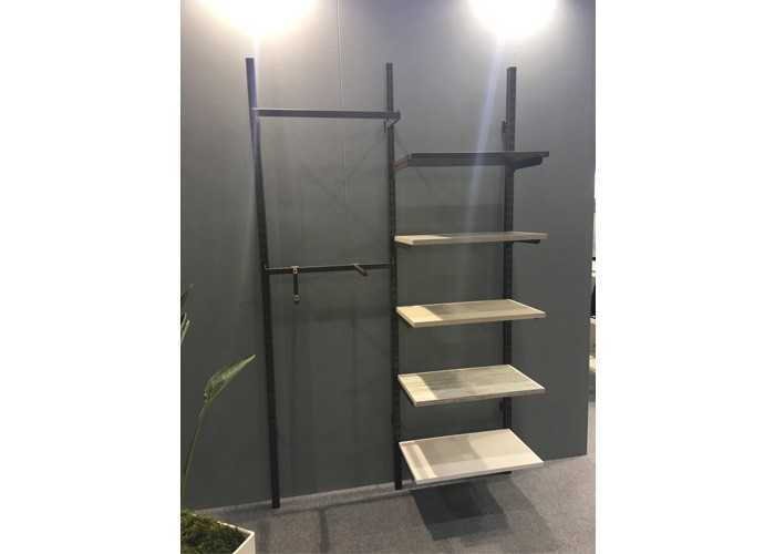 Metal Shoe Display Shelves