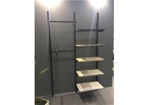 Metal Shoe Display Shelves