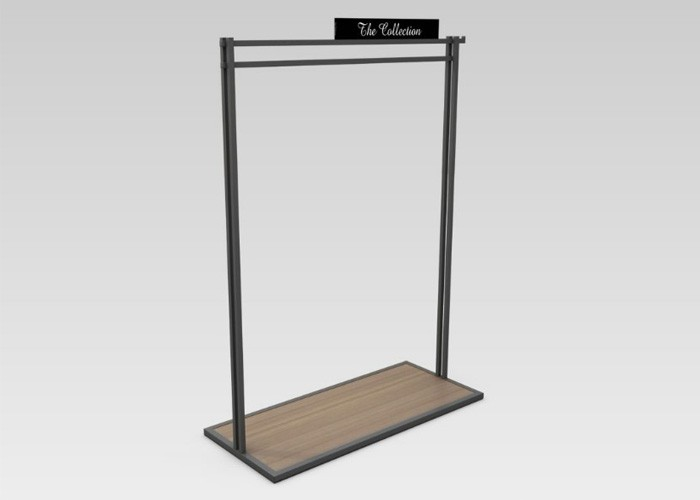 Steel Garment Stand Hanger