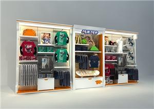 Garment Display Fixture