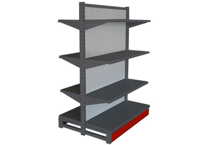 Metal Shelf Display