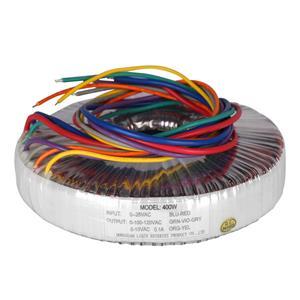 Toroidal Transformer Amplifier Tube Multiple Output