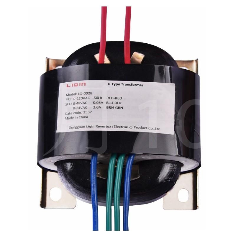 Toroidal Auto Step Up Transformer For Solar Inverter