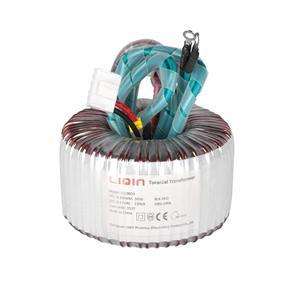 Trasformatore toroidale Liqin utilizzato in dispositivi medici